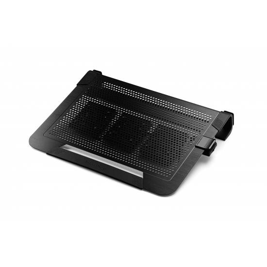 Cooler Master Notepal U3 Plus 80mm Triple Fan Laptop Cooling Pad Image