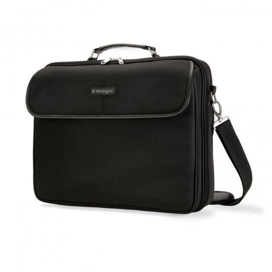 Kensington SP30 Simply Portable Over the Shoulder Laptop Case - 15.6 in Image