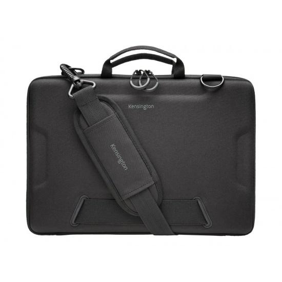 Kensington LS520 Stay-On-Case Over the Shoulder Laptop Case - 11.6 in Image
