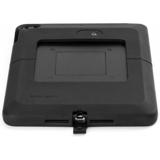 Kensington SecureBack Rugged Tablet Case w/Hand & Shoulder Strap - iPad Image
