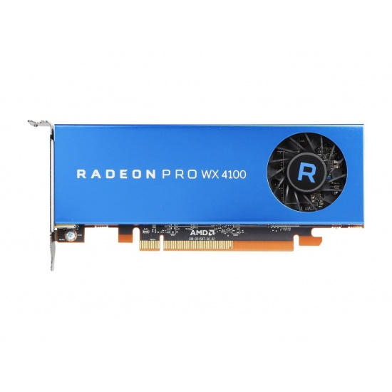 AMD Radeon Pro WX 4100 Graphics Card - 4 GB Image