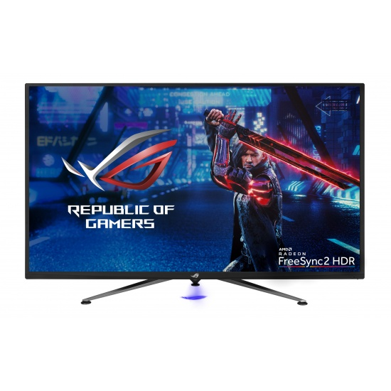 ASUS ROG Strix XG438Q 3840 x 2160 pixels 4K Ultra HD LED Gaming Monitor - 43 in Image