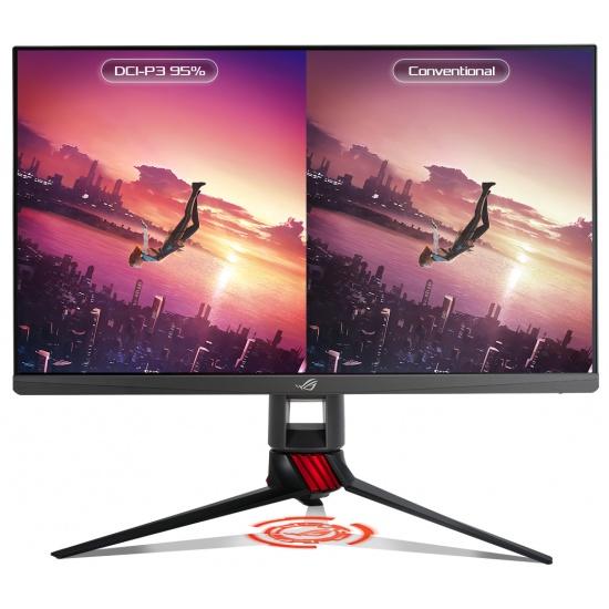 ASUS ROG Strix XG279Q 2560 x 1440 pixels WQHD LED HDR Gaming Monitor - 27 in Image