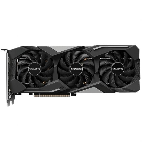 Gigabyte Radeon RX 5500 XT Gaming OC RGB 80 mm Triple Fan Graphics Card - 4 GB Image