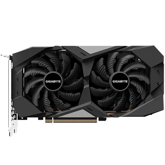 Gigabyte Radeon RX 5500 XT OC 90 mm Dual Fan Graphics Card - 4 GB Image