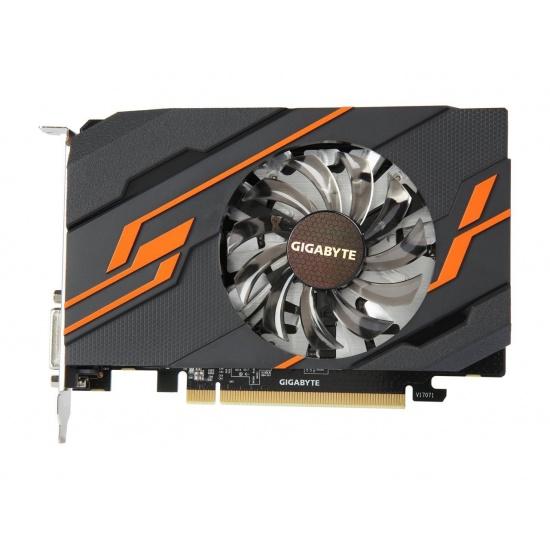 Gigabyte GeForce GT 1030 OC 80 mm Graphics Card - 2 GB Image