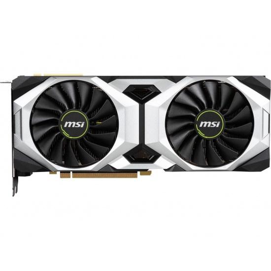 MSI GeForce RTX 2080 Super Ventus XS OC Dual Fan Graphics Card - 8 GB Image