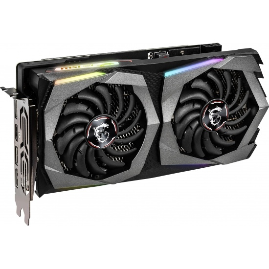 MSI GeForce RTX 2060 Super Gaming X RGB Dual Fan Graphics Card - 8 GB Image