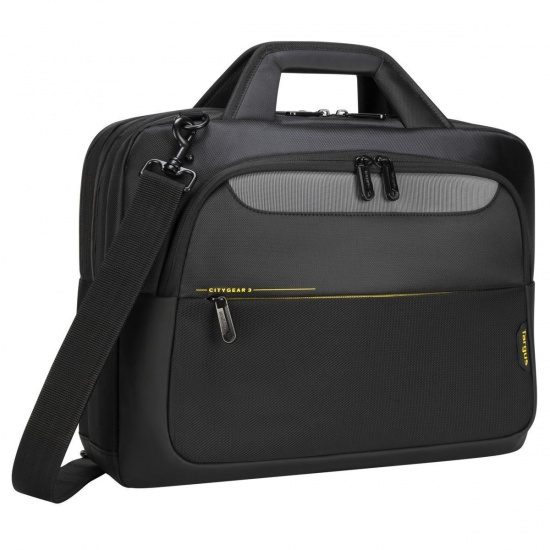 Targus City Gear Laptop Briefcase - 14 in Image