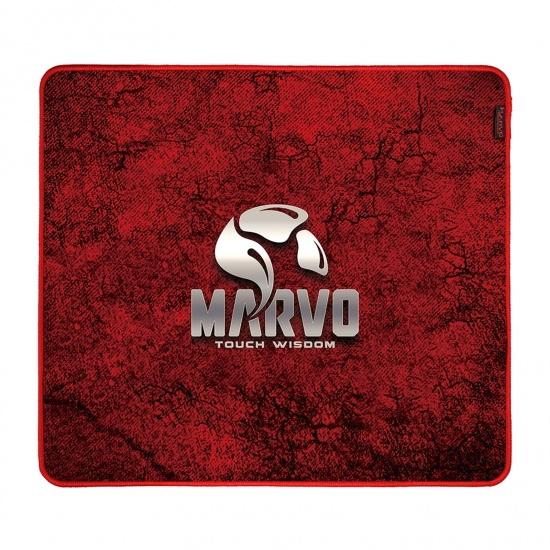 Marvo Scorpion PRO Gaming Mouse Pad - Large - Red Image