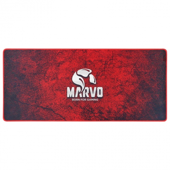Marvo Scorpion PRO Gaming Mouse Pad - XL - Red Image