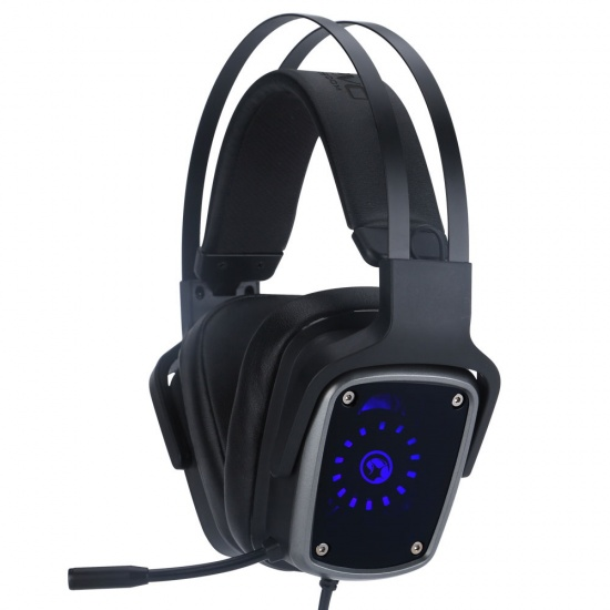 Marvo Scorpion Wired LED Gaming Headset w/Microphone Image