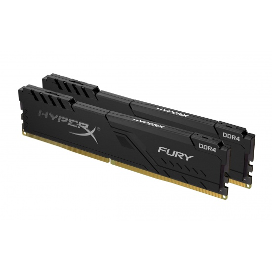 64GB Kingston HyperX Fury DDR4 3466MHz PC4-27700 CL17 Dual Channel Kit (2x 32GB) Image