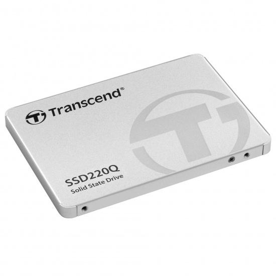 2TB Transcend SSD220Q SATA III 6Gb/s Solid State Drive Image