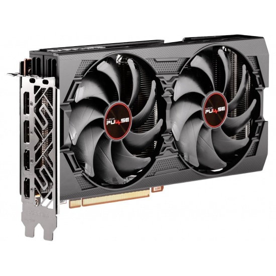 Sapphire Pulse Radeon RX 5600 XT BE Dual Fan Graphics Card - 6GB Image