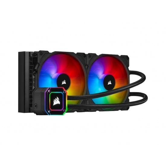 Corsair iCUE H115i ELITE CAPELLIX RGB 140mm Dual Fan Liquid CPU Cooler Image