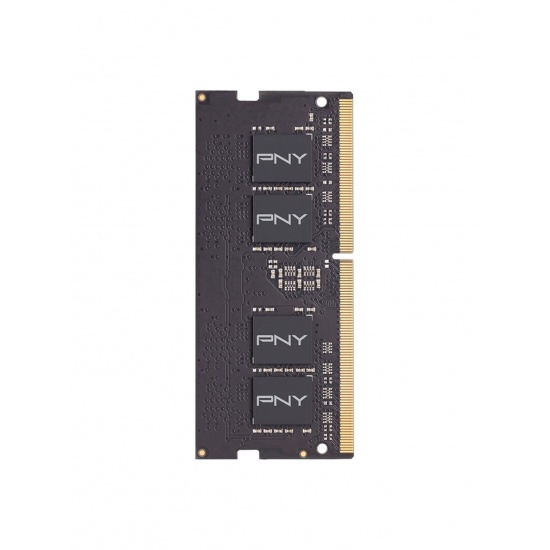 16GB PNY Performance DDR4 2666MHz PC4-21300 CL19 SO-DIMM Laptop Memory Module Image