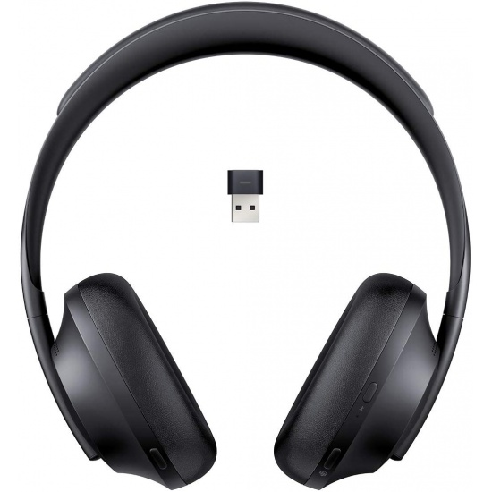 Bose Noise Canceling 700 UC Bluetooth Wireless Headphones w/Microphone - Black Image