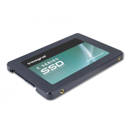 240GB Integral C Series SSD Solid State Drive 2.5-inch SATA III 6Gb/s Image