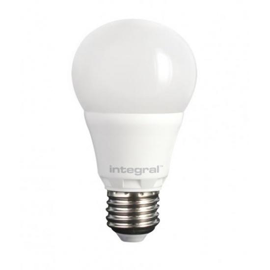 LED Classic Globe (GLS) 6.6W/40W 2700K 470lm E27 Edison Screw Dimmable Lamp (ILA60E27O6.6D27KBEWA) Image