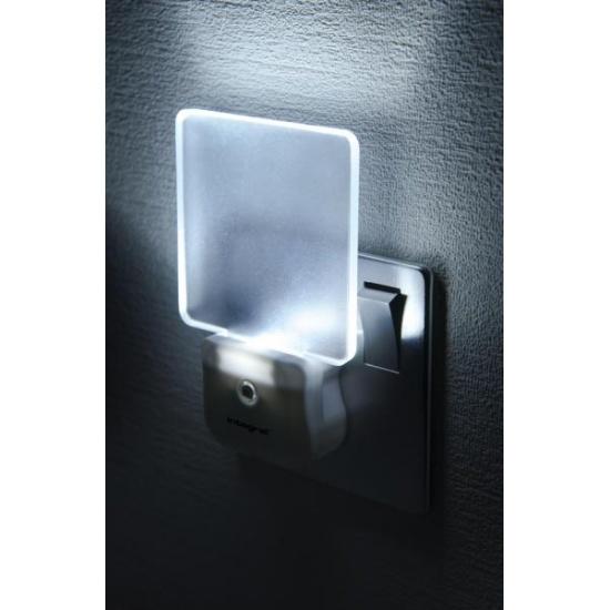 Integral Auto-Sensor LED Night Light (EU 2-pin plug) Image
