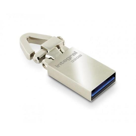 32GB Integral Tag USB 3.0 Flash Drive Image