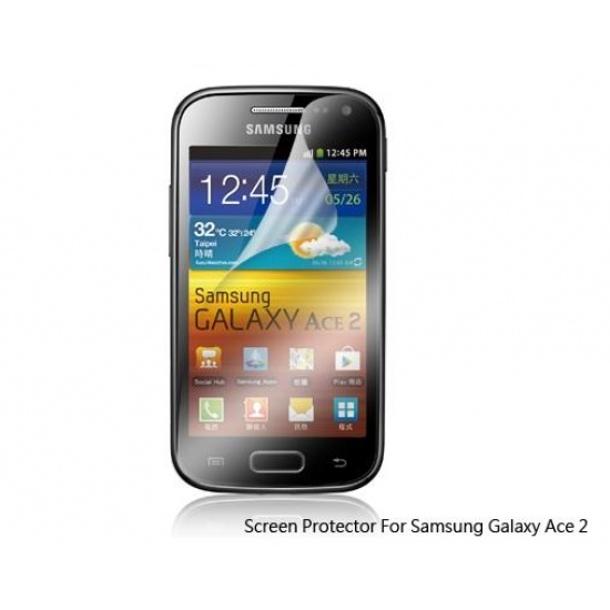 iShell Screen protector for Samsung Galaxy Ace 2 i8160 (pack of 2) Image