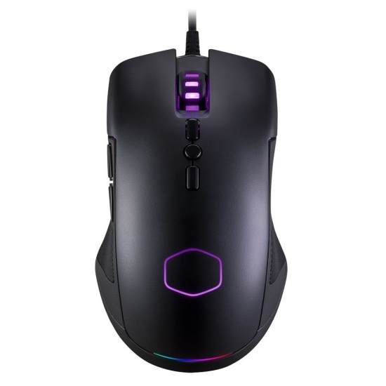 Cooler Master CM310 RGB 10000DPI Right-hand Gaming Mouse Image