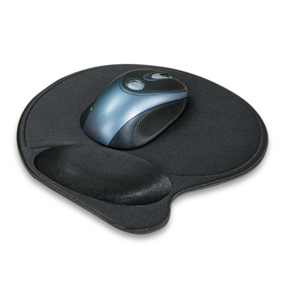 Kensington Wrist Pillow Mouse Pad L57822US Black Image