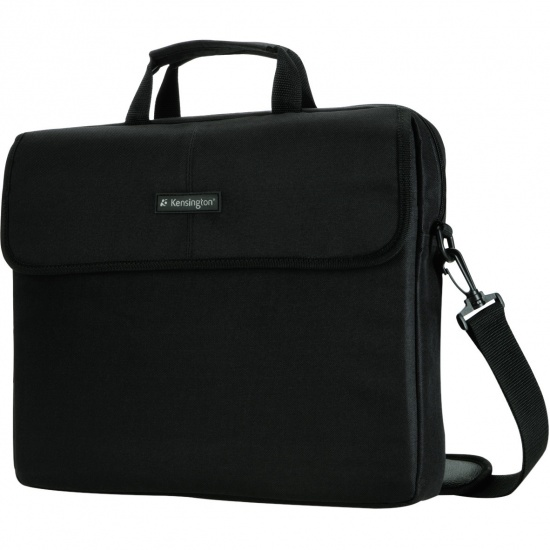 Kensington SP10 Simply Portable Over the Shoulder Laptop Case - 15.6 in Image