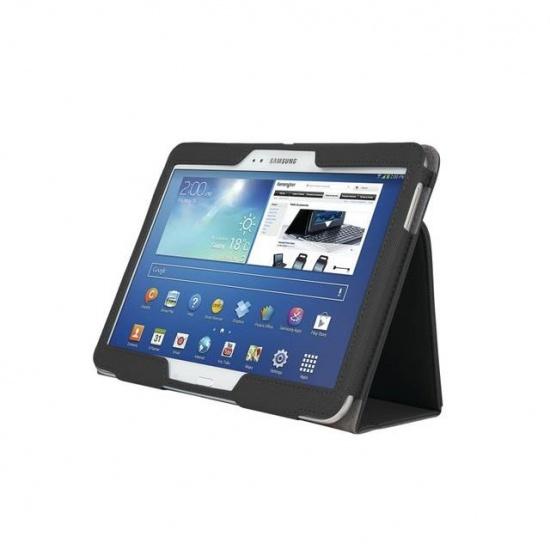 Kensington Comercio Soft Folio Tablet Case - Galaxy Tab 3 10.1 - Grey Image