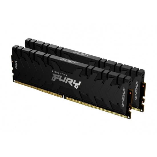 16GB Kingston FURY Renegade DDR4 3600MHz PC4-28800 CL16 Dual Channel Kit (2x 8GB) Image