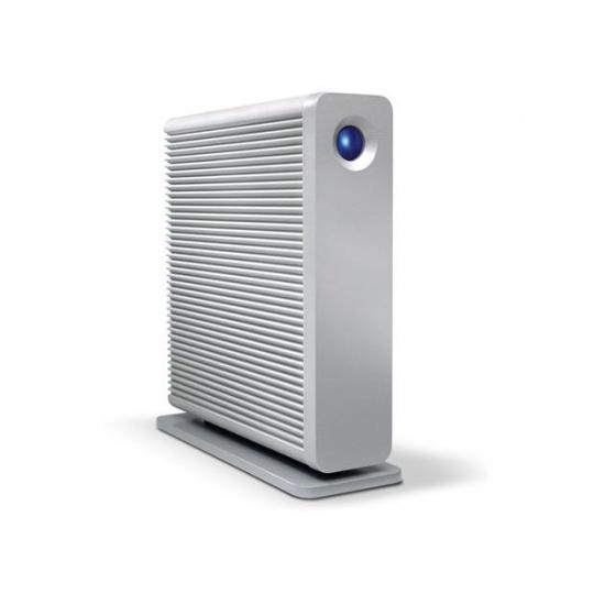 4TB LaCie d2 Quadra Hard Disk (USB3.0, USB2.0, eSATA, FireWire 800) 7200rpm Image
