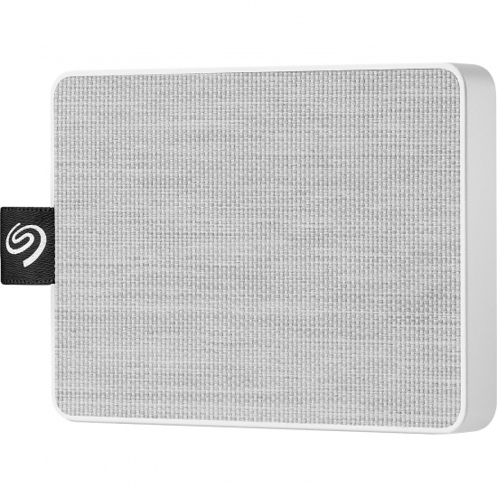 500GB Seagate 2.5-inch USB3.2 External Solid State Drive - White Image