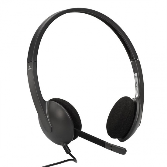 Logitech H340 Wired USB Headset Image