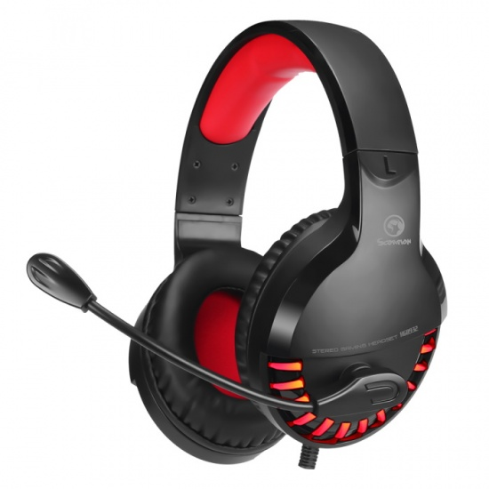 Marvo Scorpion HG8932 Stereo Gaming Headset with Microphone Image