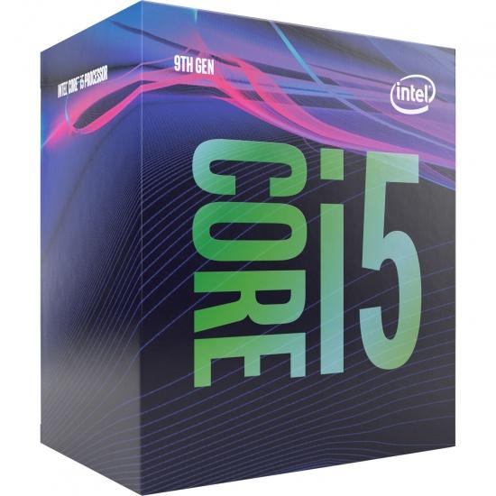Intel Core i5-9400 4.10GHz Coffee Lake 9MB LGA1151 CPU Desktop Processor Boxed Image