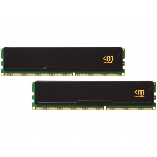 8GB Mushkin Stealth DDR3 PC3-12800 1600MHz (CL9) 1.5V Dual Channel Memory Kit (2x 4GB) Image