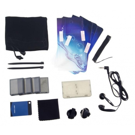 Nintendo DSI XL 20-in-1 Accessory Starter Pack Image
