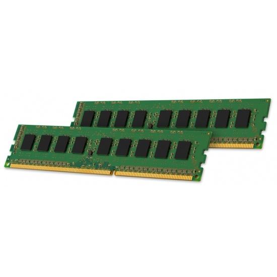 8GB Kingston Value Ram DDR3 1333MHz PC3-10600 CL9 1.5V Memory Kit (2 x 4GB) Image