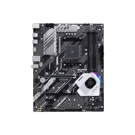 Asus Prime X570 P AM4 AMD X570 ATX DDR4 Motherboard Image