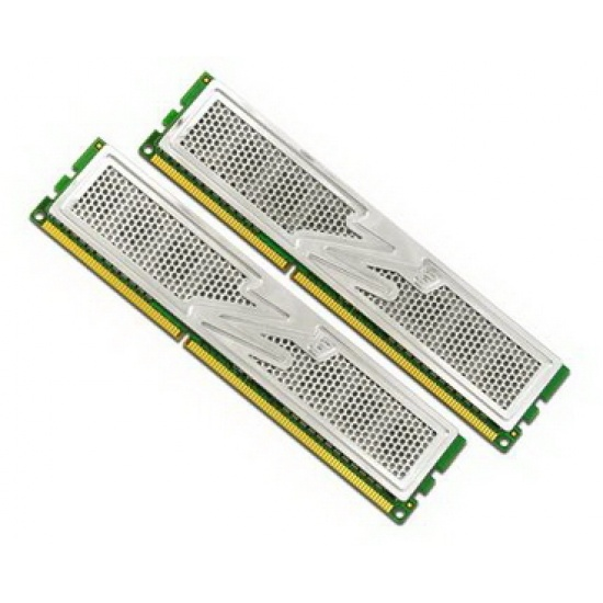 4GB OCZ DDR3 PC3-16000 2000MHz Platinum (9-9-9-28) Dual Channel kit Image