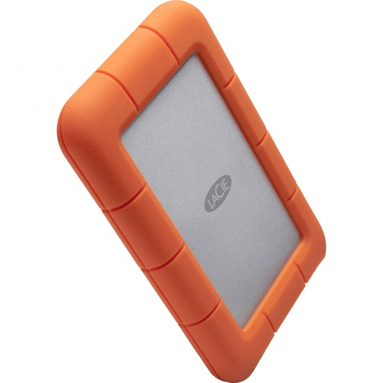5TB Seagate LaCie 2.5-inch USB3.0 Rugged Mini External Hard Drive Image
