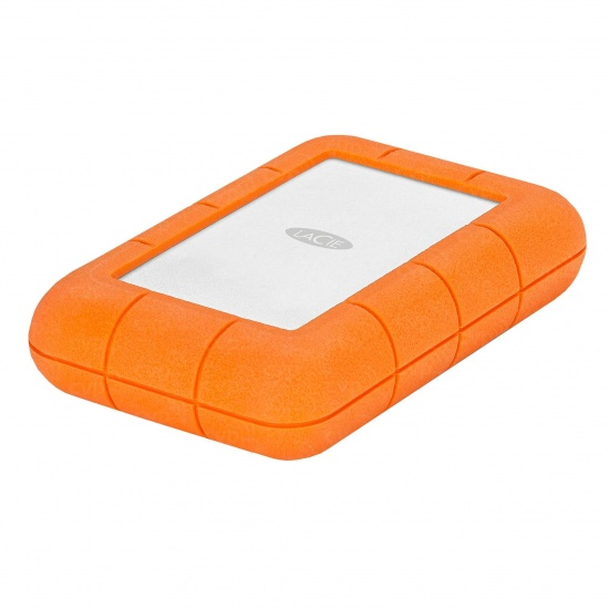 4TB Seagate LaCie Rugged Pro USB3.0 Portable Hard Drive Image