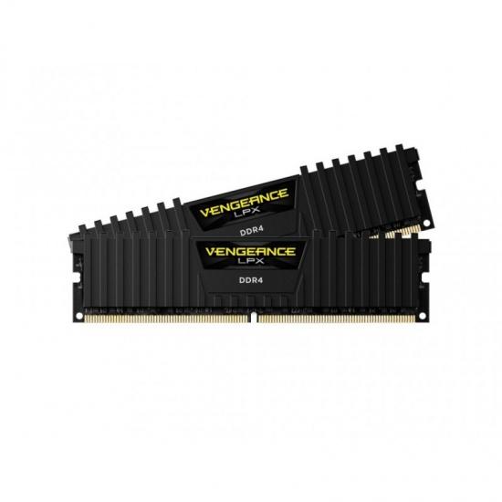 32GB Corsair Vengeance LPX 3200MHz CL16 DDR4 Dual Memory Kit (2 x 16GB) Image