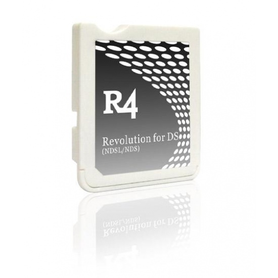 R4 Adapter For Ds Lite 0815 Version With Microsd Adapter Discontinued