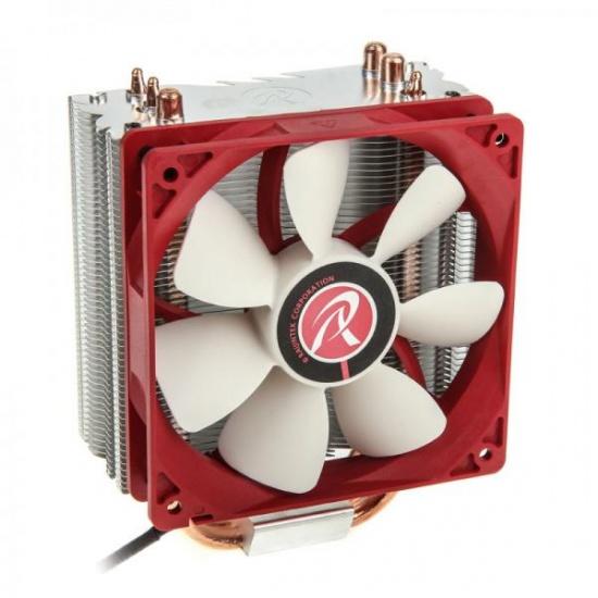 Raijintek Themis CPU Air Cooler with 120mm Fan Image