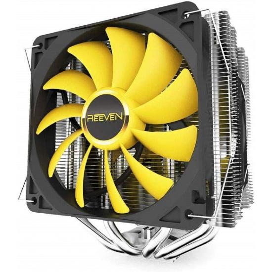 Reeven Okeanos 120mm/140mm Dual-Fan CPU Cooler Image