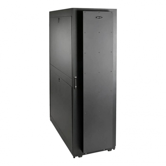 Tripp Lite 42U Rack Enclosure Server Cabinet - Black Image