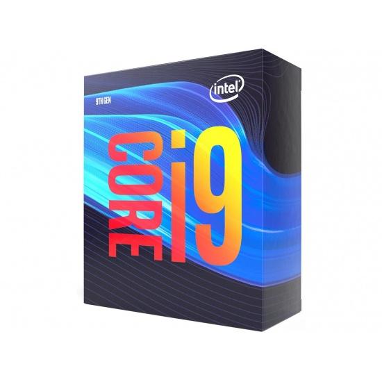 Intel Core i9-9900 3GHz Coffee Lake 16GB CPU LGA 1151 Desktop Processor Boxed Image